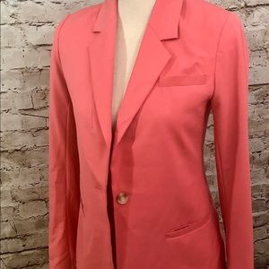 Elizabeth and James Sz 2 Coral Blazer